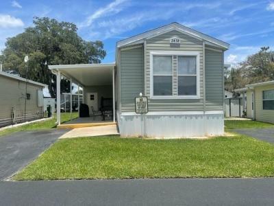 Mobile Home at 2438 Apple Blossom Lane Wauchula, FL 33873