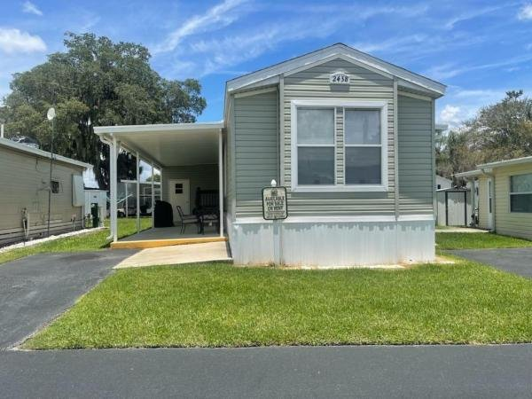 Photo 1 of 2 of home located at 2438 Apple Blossom Lane Wauchula, FL 33873