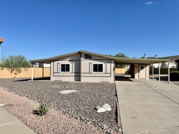 Photo 1 of 2 of home located at 2208 W Baseline Ave Apache Junction, AZ 85120