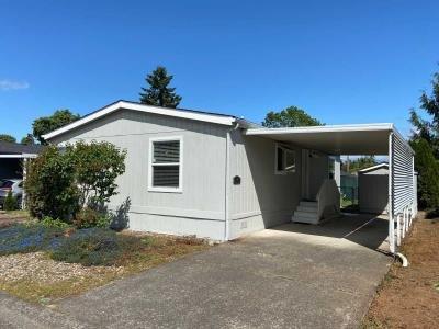 Mobile Home at 205 Boones Road SE, Sp. #10 Salem, OR 97306