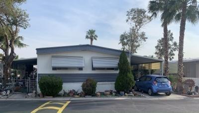 Mobile Home at 1601  Sandhill Rd Las Vegas, NV 89104