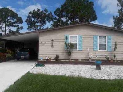 Mobile Home at 19133 Indian Wells Ct., #29H North Fort Myers, FL 33903