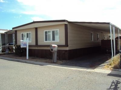 Mobile Home at 164 Sierra Nevada Carson City, NV 89706