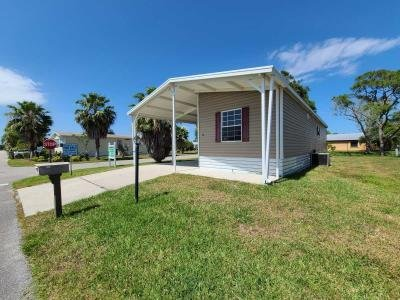 Mobile Home at 72 Spanish Way Port Saint Lucie, FL 34952