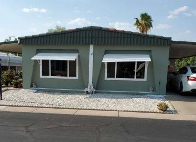 Mobile Home at 3036 E. Utopia Rd., #70 Phoenix, AZ 85050