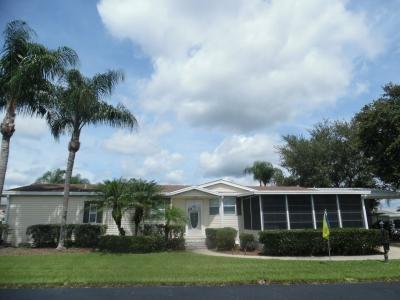 Mobile Home at 923 Tahiti Circle Davenport, FL 33897