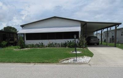 Mobile Home at 2486 Whippoorwill Pl Melbourne, FL 32904