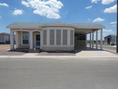 Mobile Home at 1110 North Henness Rd. #2232 Casa Grande, AZ 85122