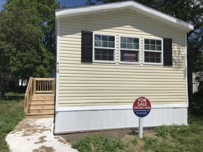 Mobile Home at 416 Birch Hill Oakland, MI 48363