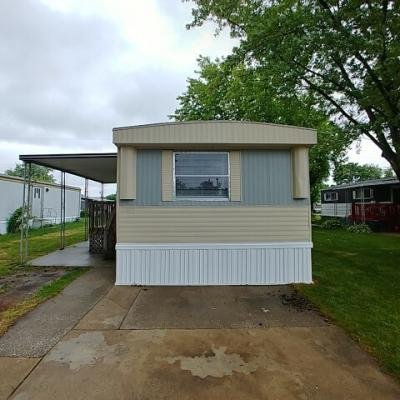 Mobile Home at 962 Camelot Manor Portage, IN 46368