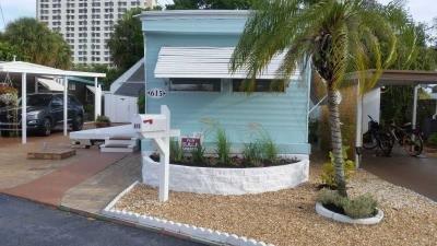 Mobile Home at 1375 Pasadena Ave. S Lot 615 South Pasadena, FL 33707