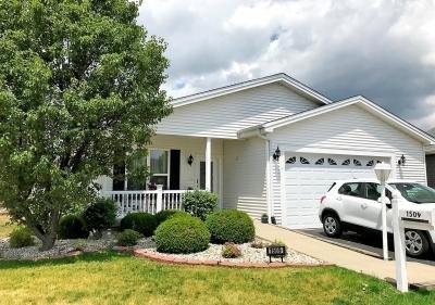 Mobile Home at 1509 Meadow View Lane Grayslake, IL 60030