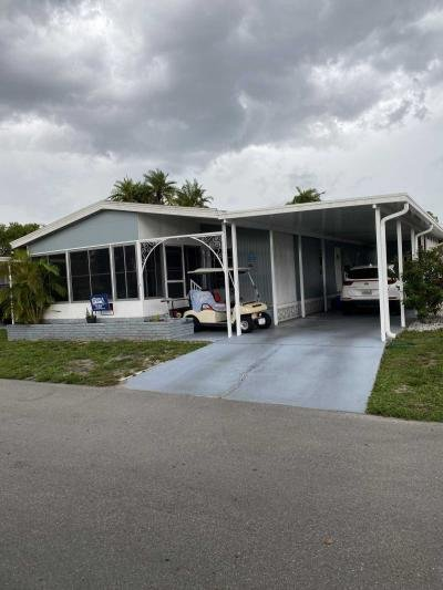 Mobile Home at 947 Strong Box Lane North Fort Myers, FL 33903