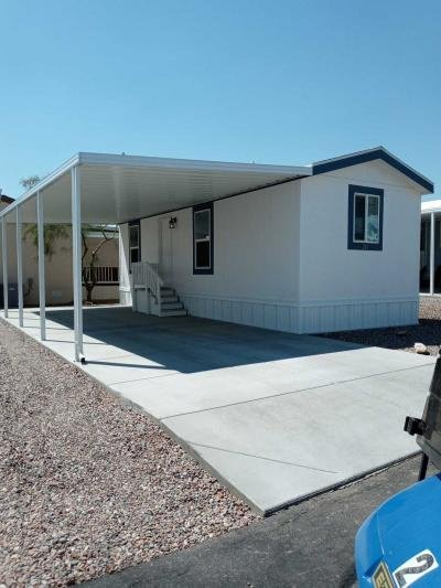 Mobile Home at 17065 E Peak Lane #263 Picacho, AZ 85141