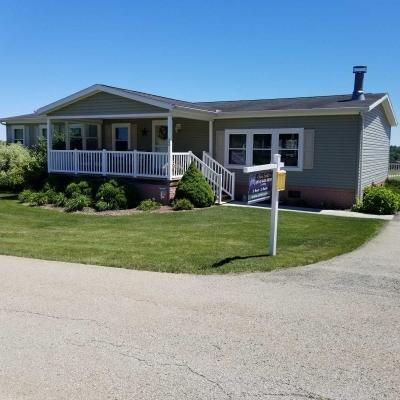 Mobile Home at 392 Indigo Lane Somerset, PA 15501