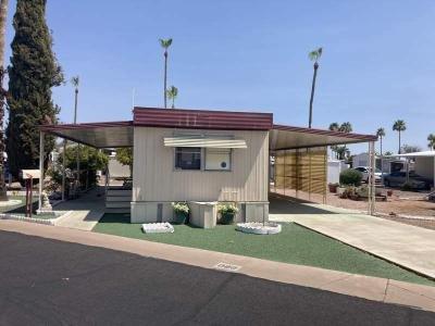 Mobile Home at 4065 E. University Drive #86 Mesa, AZ 85205