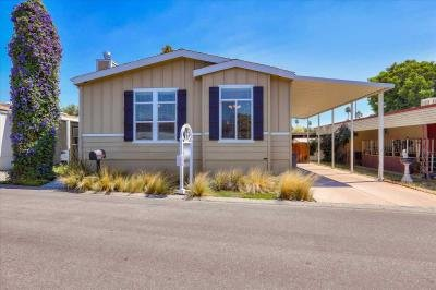 Mobile Home at 195 Blossom Hill Rd. #243 San Jose, CA 95123