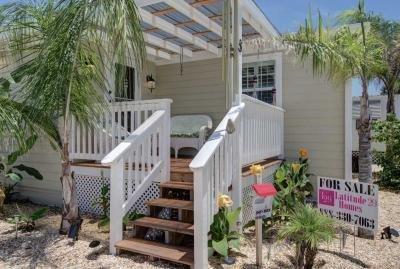 Mobile Home at 2982 N Oceanshore Blvd #5 Flagler Beach, FL 32136