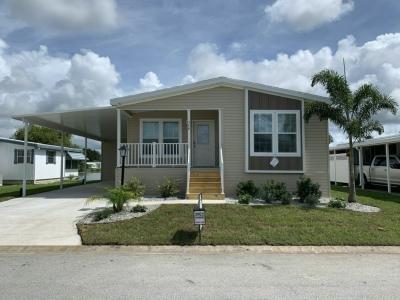 Mobile Home at 7300 20th Street #548 Vero Beach, FL 32966