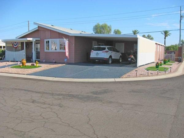 2003 Chariot Eagle Mobile Home For Sale