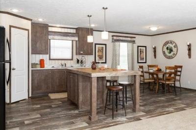 Mobile Home at 1296 Powder Horn Court Mount Pleasant, MI 48858