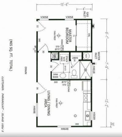 Mobile Home at 1660 Whittier Avenue Sp#5 Costa Mesa, CA 92627