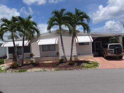 Mobile Home at 306 Bluebeard Dr North Fort Myers, FL 33917