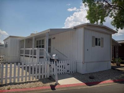 Mobile Home at 2301 Oddie Bl # 81 Reno, NV 89512