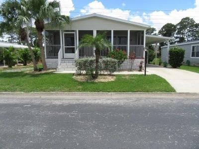 Mobile Home at 2129 Royal Drive Melbourne, FL 32904