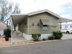 Photo 1 of 30 of home located at 2121 N Center St #137 Mesa, AZ 85201