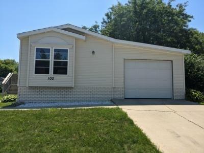 Mobile Home at 7801 88th Avenue Lot 102 Pleasant Prairie, WI 53158
