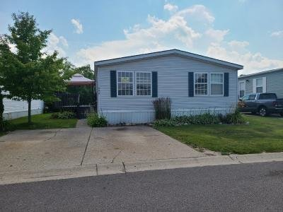 Mobile Home at 400 Meadows Circle S. Wixom, MI 48393