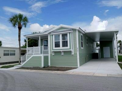 Mobile Home at Site #110, 4701 92nd Lane N. Saint Petersburg, FL 33708