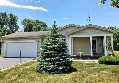 Mobile Home at 3534 Blue Heron Circle Grayslake, IL 60030