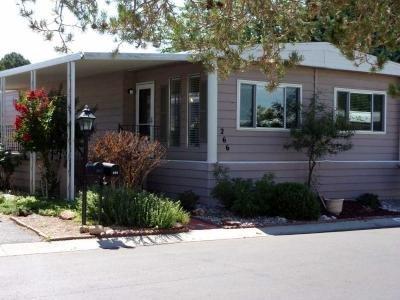 Mobile Home at 7112 Pan American Fwy NE #266 Albuquerque, NM 87109