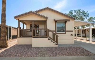 Mobile Home at 9333 E University Dr #91 Mesa, AZ 85207