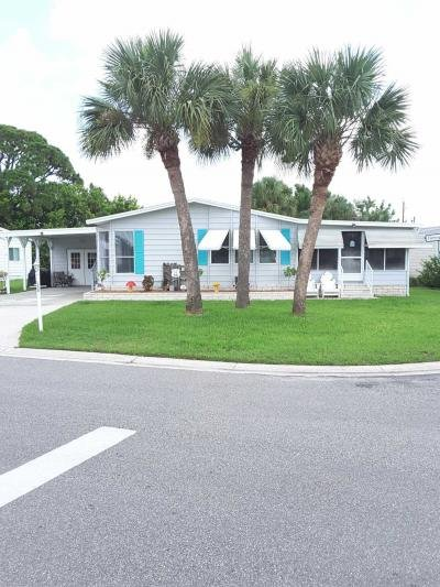 Mobile Home at 1405 82nd Ave  Lot#133 Vero Beach, FL 32966