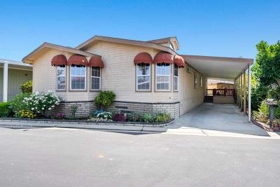 Mobile Home at 74 Sereno Tustin, CA 92780