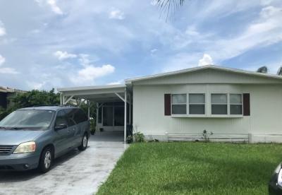 Mobile Home at 110 Camino Del Rio Port Saint Lucie, FL 34952