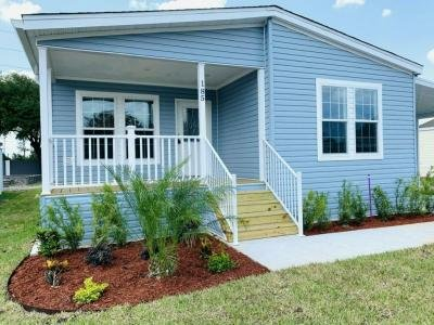 Mobile Home at 222 Tiel Ave North Fort Myers, FL 33903
