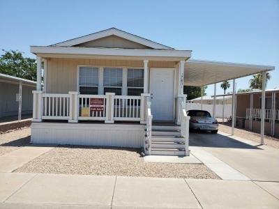 Mobile Home at 17851 N. 16th Pl., #182 Phoenix, AZ 85022