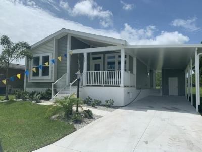 Mobile Home at 437 Bimini Cay Circle Vero Beach, FL 32966