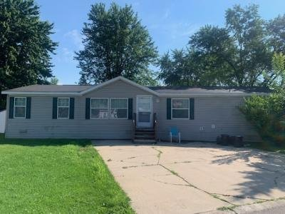 Mobile Home at 25149 Au Lac Dr N Chesterfield, MI 48051