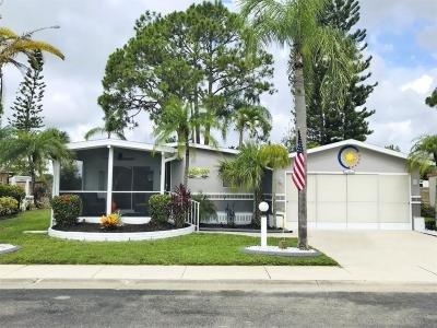 Mobile Home at 766 Via Del Sol North Fort Myers, FL 33903