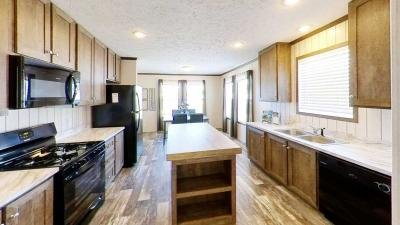 Mobile Home at 6940 Foxwood Dr. SW. Navarre, OH 44662