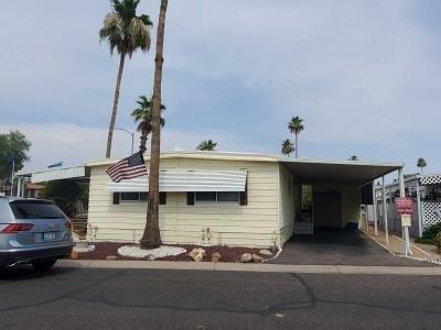 Mobile Home at 16821 N. 2nd Ln., #262 Phoenix, AZ 85023