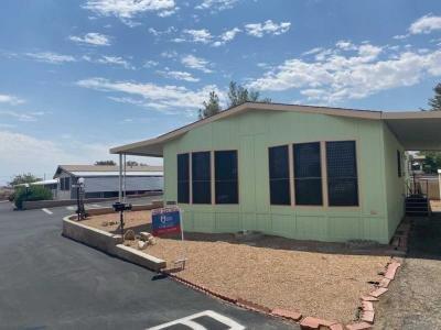 Mobile Home at 701 Motara Dr, 71A Barstow, CA 92311