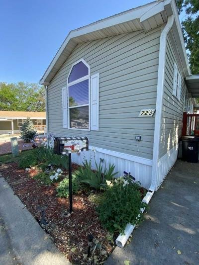 Mobile Home at 1801 W 92nd Ave #723 Federal Heights, CO 80260