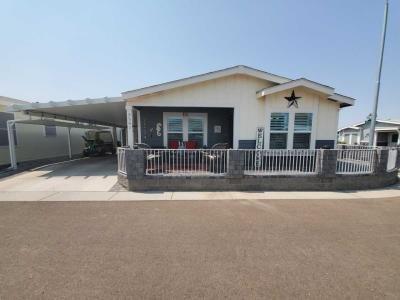 Mobile Home at 650 N. Hawes Rd. #3501 Mesa, AZ 85207