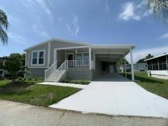 Photo 1 of 21 of home located at 476 Hillcrest Lane (Site 1352) Ellenton, FL 34222